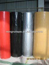 Professional PE coated cloth duct tape jumbo roll