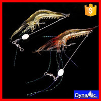 Prawn Soft Plastic Fishing Lures Shrimp Lures