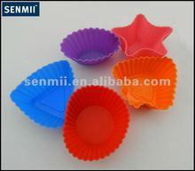 SM-SBW 001 Mini Cakes Silicone Bakeware Fashionable