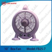 10 inch box fan Model FB25-7
