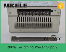 200w 26.5A S-200-7.5 switching 110V ac/dc power supply 200w