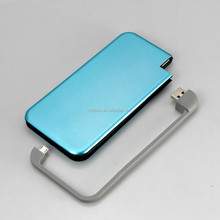 13 Months professional power banks manufacturer original brand Rohs power banks 6000mah battery pack phone charger