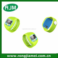 Hot selling waterproof fast tracking gps watches for kids/children with gps moblie phone