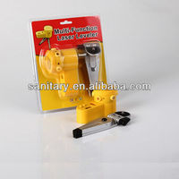 Multi-function laser level with tripod and LED
