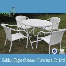 outdoor indoor garden rattan wicker aluminum dining set viro wicker outdoor furniture
