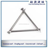Bulk Buy from China Shandong Carbon Steel Nail/Common Nail