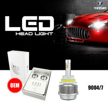 Tinsin Exclusive product gen 2s car led headlight 9004/9007 high power