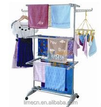 New products portable bathroom or living room hanging drying rack