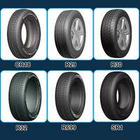 China manufactures well-known brand car chinese tyre prices / passenger car tyre