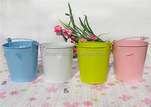 2015 stacking gift promotion heart carving mini bucket