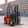 China NO. 1 rough terrain fork lift making factory YTO