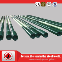 Threaded drill rod, percussion drill stem, drill pipe for sale