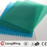 hot sale manufacture china price bronze solar polycarbonate sheet