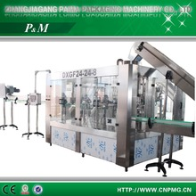 Zhangjiagang samll scale PET bottle mineral water filling plant cost