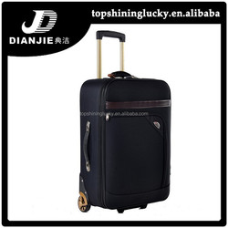 New arrival travel luggage promotional suitcase best brand trolley bag