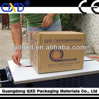 good quality aluminum-alloy arch automatic strapping machine