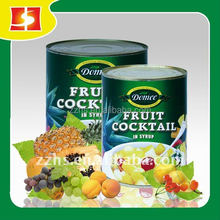 HACCP Approval Canned Fruit Cocktail