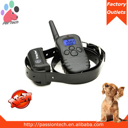 Pet-Tech M998 christmas dog collar light training with remote best selling