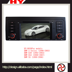 Car prerequisite products Wholesale china products Hapyu unlock car dvd for BMW X5 (1999-2006)