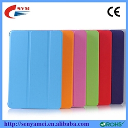 Wholesale High Quality Slim Flip Leather Smart Case For iPad Mini 1 2 3