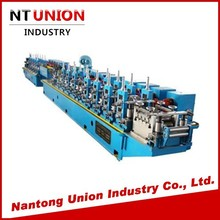 High Frequency Straight Slit Welded Pipe Production Line