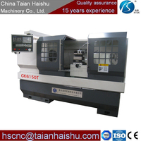 Automatic Motorcycle wheel repair machine CK6150T Best selling Motorcycle cnc lathe Advanced level Motorcycle wheel machine