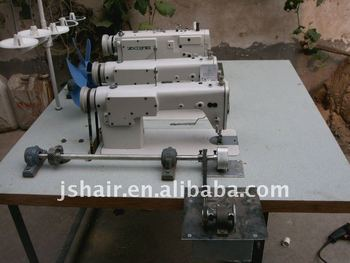 Hair Weft Sewing Machine 19