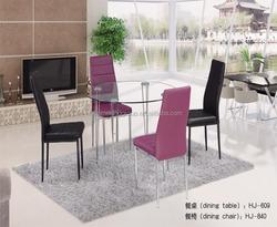 HOMEKING stainless steel dining table legs