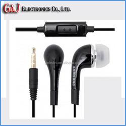 Gift earphone 3.5mm mono earphone plastic earphone earphone cable roller
