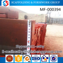 Tianjin SS group alibaba email address steel concrete equipment formwork