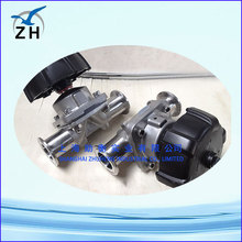 stainless steel pneumatic proportional control valve