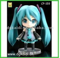 hot sale japanese anime action figure for children toy
