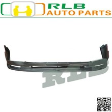 High quality toyota haice black front bumper cover narrow 1695