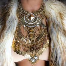 2015 latest fashion wholesale Jewelry combination multi layer statement necklace