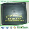 OEM various truck rubber mud flap