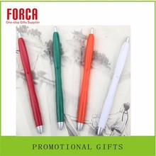 Writing tool promotional stationery metal body Chinese ballpoint pen