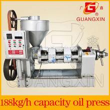 palm kernel oil presser cold press , camellia seed oil presser hot press
