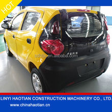 China battery operated electric vehicle / solar electric vehicle with low price for sale