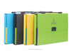 office stationery Combo pp file case expanding file folder with handle