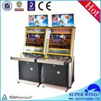 High quality cabinet fighting machine arcade slot machine