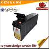 emergency power 12v lead acid battery 10v for telecommunication
