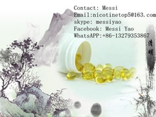 We hot sell GMP certified food supplement Evening Primrose Oil Softgel Capsule
