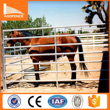 China 2015 hot sale product galvanized durable corral panels round pens