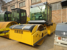 Superior Double Drum Drive 12 tons Operating Mass 60kw Vibratory Compactor LDS212