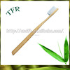 Disposable Natural bamboo toothbrush personalized with name for hotels