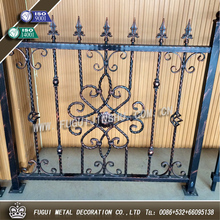 2015 years new type security metal picket palisade fence