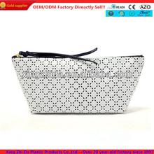 High quality Customized PU cosmetic bag & travel cosmetic bag