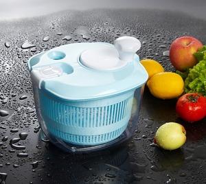 الفاكهة صلاد maker، موضوع ساخن بيع-- سبينر صلاد الوظيفية البلاستيك سلطة الدوار للمطبخ