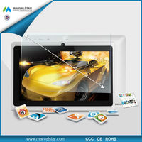 2013 Newest Cheap 7 Inch AllwinnerTablet PC Loptop 512MB 4G with Capacitive Touch Panel WiFi Mini Tablet Computer (MQ770)