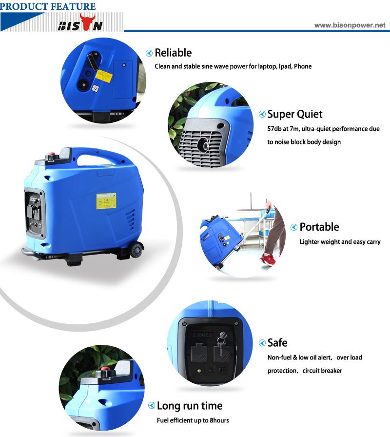 3kw Silent Digital Inverter Generator BS-X3600 8